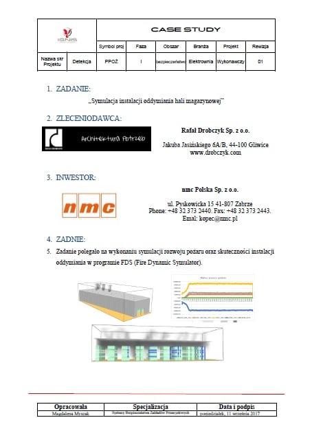 nmc Case Study