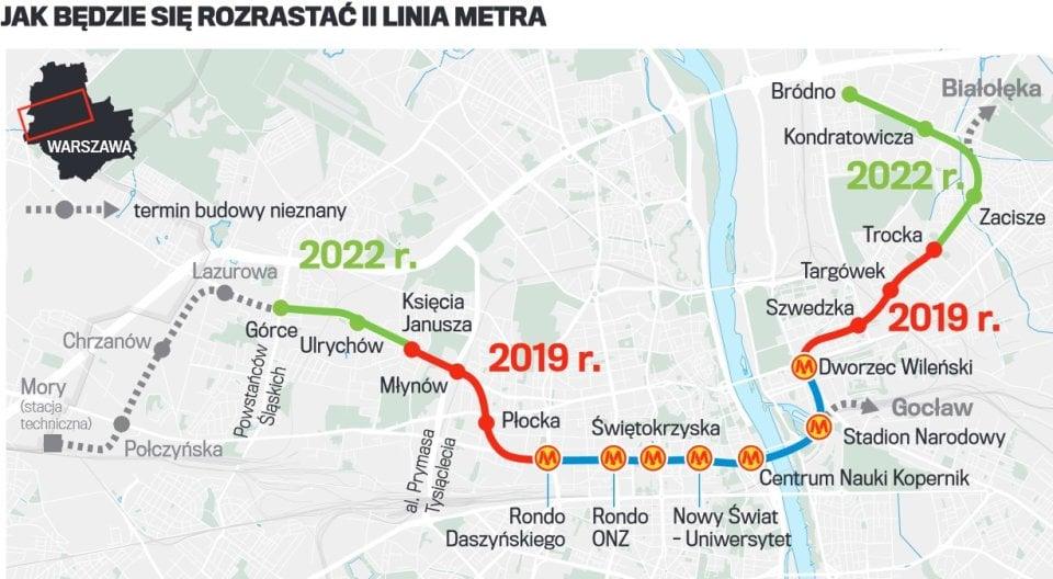 z18534352V,Druga-linia-metra-w-Warszawie
